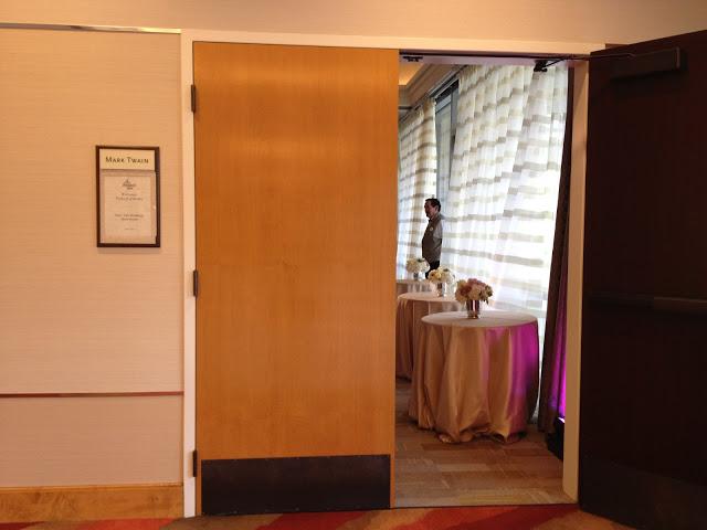 Entrance to Mark Twain Room